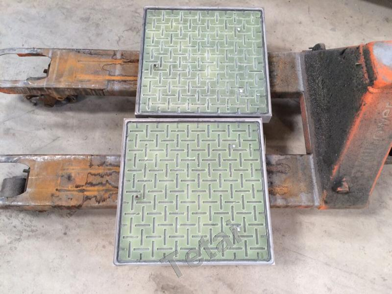 Isostatic Punch For The Ceramic Tile Manufacturer Mould Products
