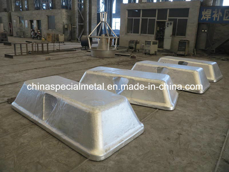 Steel Cast Aluminum Industry Sow Mold Scrap Pot Mould