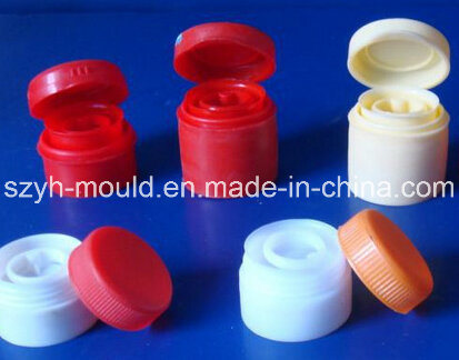 Plastic Injection Cap Mould For Sauce Mould Products