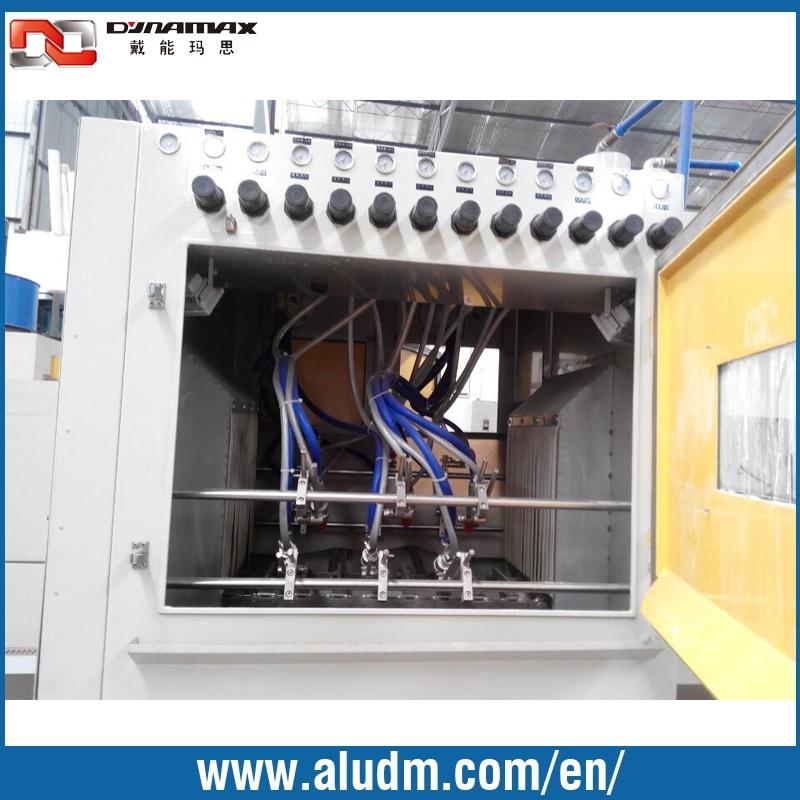 aluminum die machine