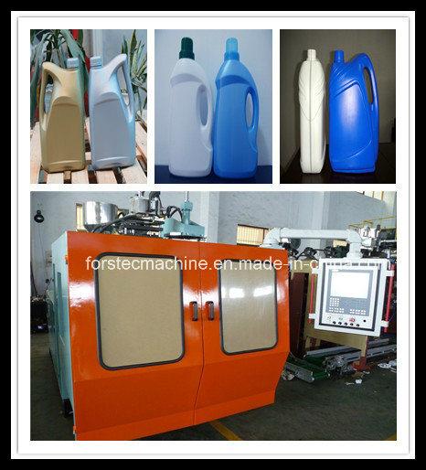bottle moulding machine