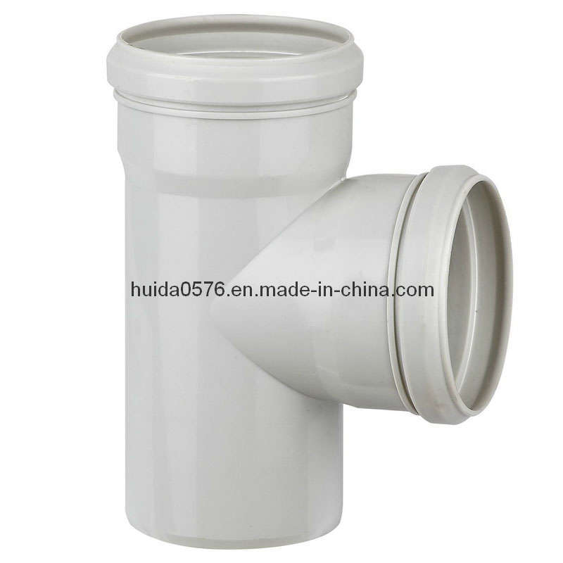 Pvc pipe fitting mould belling mm t shape