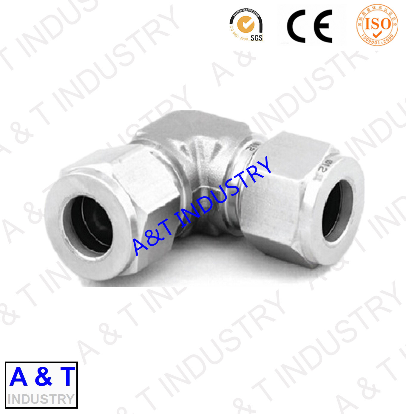 High pressure hydraulic pipe fittings mould products