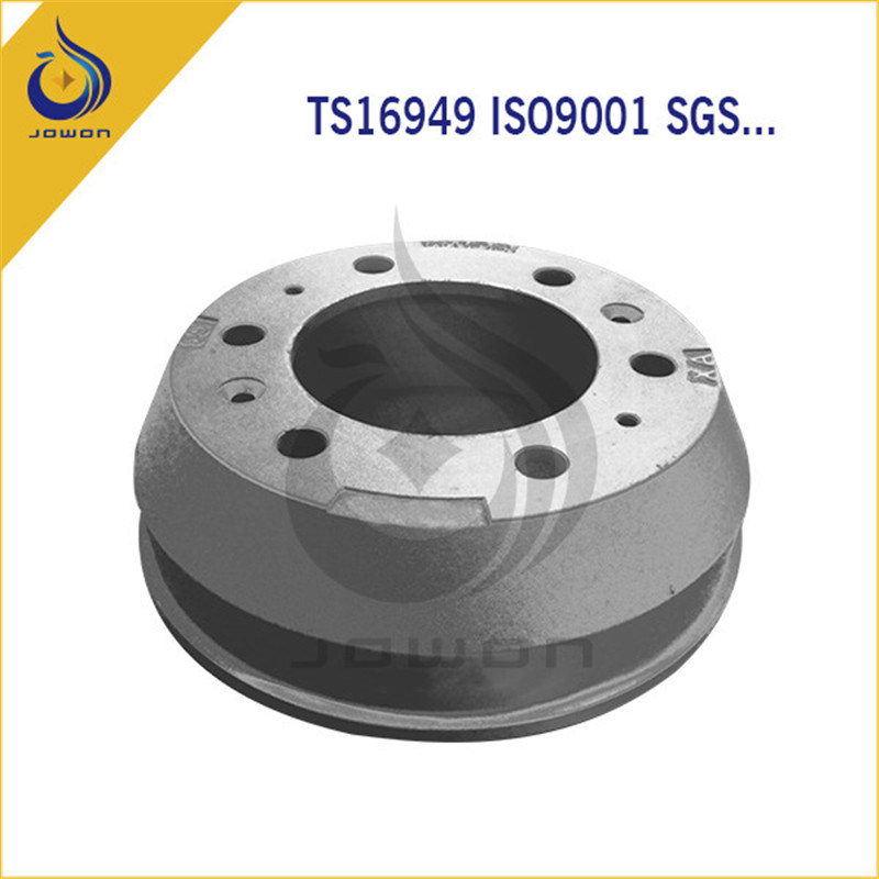 Tractor Brake Drum : Tractor spare parts brake drum with ts