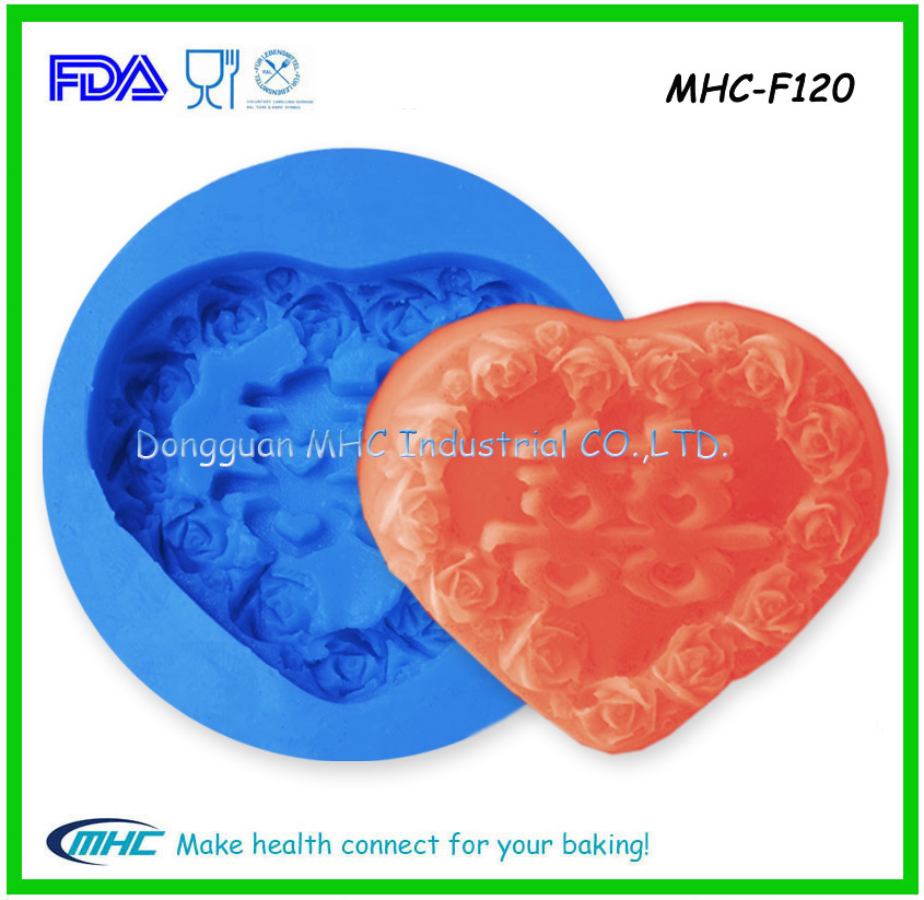 wholesale cake decorating supplies heart shape cake mold mould