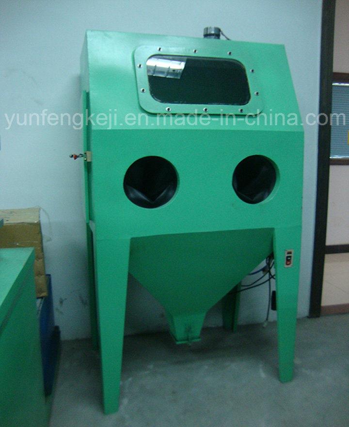 sandblasting machine price
