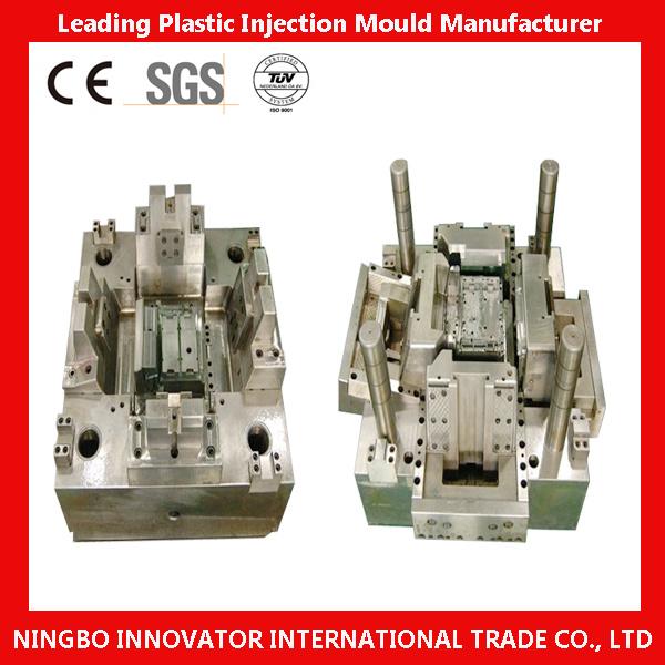 plastic injection mould design pdf