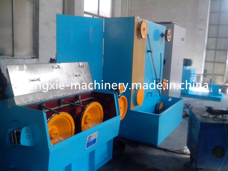 Hxe-10dt Large-Medium Wire Drawing Machine with Annealing - Mould ...