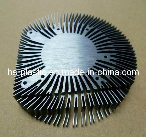 Anodized Aluminum Parts : Oem anodized precision aluminum extrusion parts mould