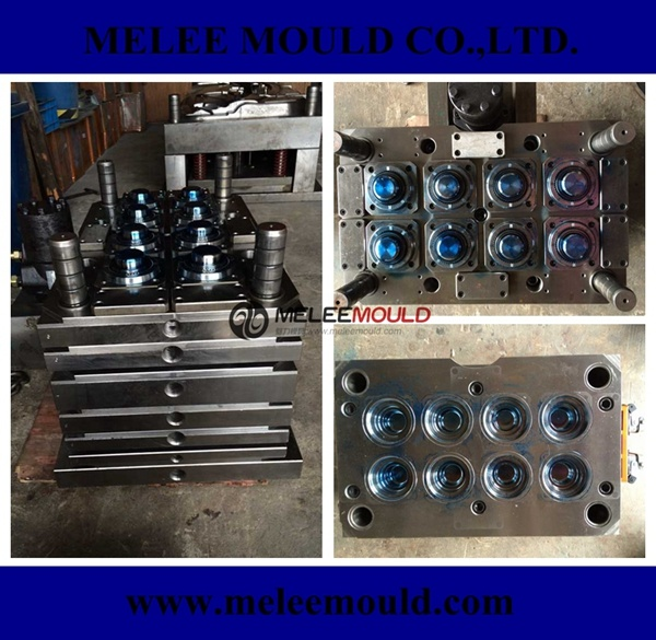 Plastic Injection Unscrewing Cap Mould