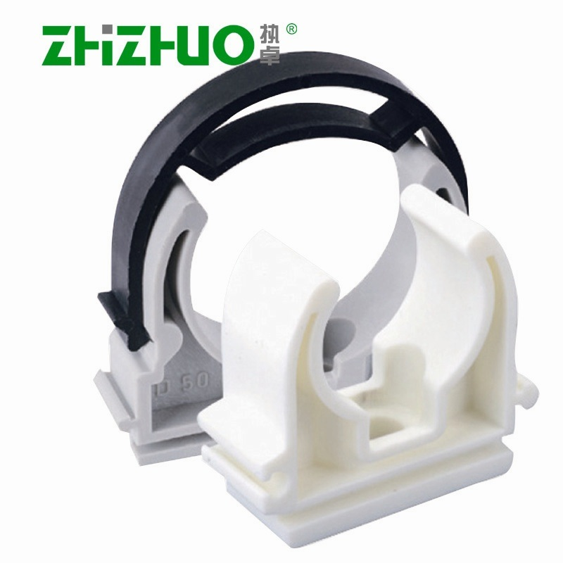 Low footed pipe clamp ppr zg mm mould products