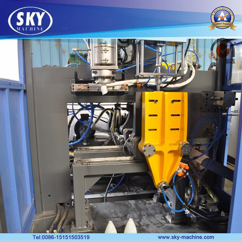 Energy Saving Extrusion Blow Moulding Machine