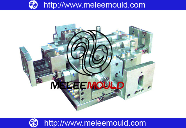 Plastic Cross Pipe Fitting Mould