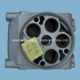 Customized Aluminum Die Casting Motor Parts (Air Conditioner Housing)