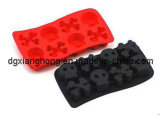 Skeleton Head Silicone Ice Cube Tray