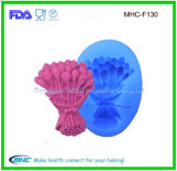 Rose Flower Buds Silicone Mould for Fondant Food Grade