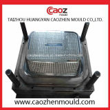 High Quality Platsic Household Laundry Basket Mould