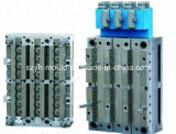 Cosmetic Container/Closure Plastic Multi Cavity Mould