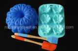New Design 3D Silicone Mould for Cake Decoration (B52090)