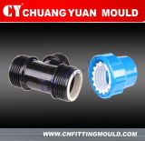 PP Compression Pipe Fitting Mold