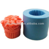 3D Flower Silicone Soap Moulds Silicone Flower Candle Mold Nicole H0193