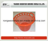 Plastic Household Laundry Basket Moulding