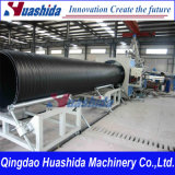 Skrg1200 HDPE Large Caliber Sewage/Plastic Pipe Machine