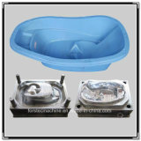 PVC Single Cavity Plastic Baby Bath Tub Injection Mould