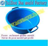 Plastic Injection 8L/10L/16L/20L Handle Face Washer Basin Mould