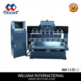 CNC Router CNC Machine CNC Engraving Machine Carving Machine (VCT-TM2515FR-8H)