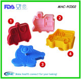 Multi Shape Cake Decorating Plastic Plunger Cutter