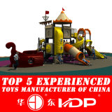 2014 Outdoor Playground Type and Plastic Material Kids Play Equipment (HD14-094A)