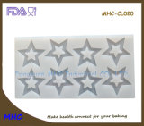 Best Selling Star Design Silicon Chocolate Mold