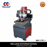Mini CNC Engraving Machine Mini Letter Engraving CNC Machine (VCT-4030R)