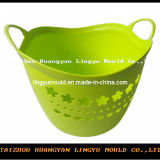 Soft Plastic Basket Mould (LY-5036)