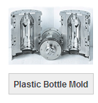 Plastic Water Bottle Blowing Mould for Injection Machine