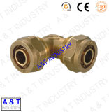 Factory Plumbing Brass Pipe Fitting