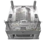 Plastic Injection Mould&Mold for Motorcycle Center Cover 2014 (LW-01056)
