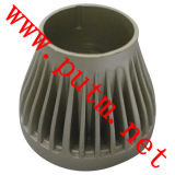 LED Light Aluminum Pressure Diecasting Part (P. U. TCAST0002)