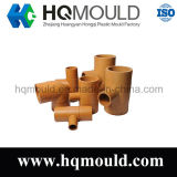 Plastic Injection Mould for Pipe Fitting (HQMOULD)