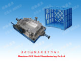 Plastic Crate Mould for Plastic Basket Mold