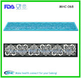 Long Silicone Lace Mat Cake Mould Isomalt Mold