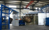 Moving Oven Rotomolding Machine