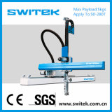 Mechanical Arm Sw63 Plastic Machine for Pet Bottle