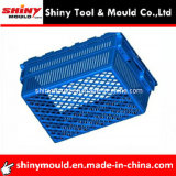 Plastic Collapsible Crate Mould/Foldable Crate Mold