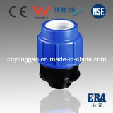 Quick Delivery Best Quality Socket PP Compression Fittings
