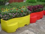 Rotomoulded Bench Flowerpot