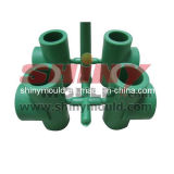 4 Cavity PPR Fitting Mould