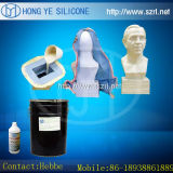RTV Silicone Rubber for Gypsum Statues Molds Making