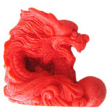 3D Dragon Soap Molds of Silicone Rubber (R0669)